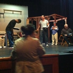 Photo taken at Theatre Charlotte by Donna S. on 9/21/2011