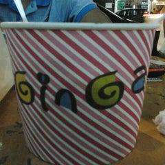 Photo taken at Ginga by Célio L. on 5/13/2012