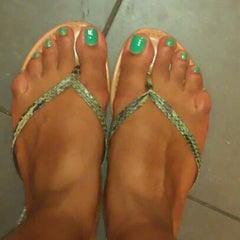 Photo taken at Ada Nails and Spa by Danielle F. on 8/19/2011