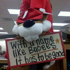 Photo taken at Buc-ee's by Kristan S. on 10/30/2011