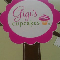 Photo taken at Gigi's Cupcakes by Jeana M. on 9/1/2012