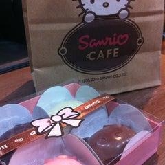 Photo taken at Sanrio Café by Chris M. on 5/7/2012
