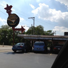 Photo taken at Big Star Drive-In by Ryan H. on 7/30/2012
