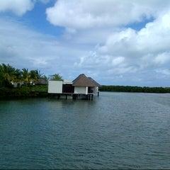 Photo taken at Spa at Four Seasons Resort Mauritius at Anahita by Ekaterina S. on 7/8/2012