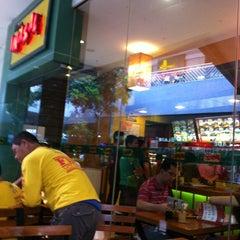 Photo taken at Mang Inasal by Robert D. on 4/15/2012