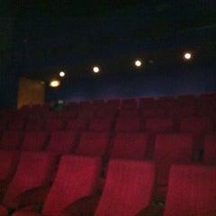 Photo taken at TGV Cinemas by Merissa on 11/25/2011