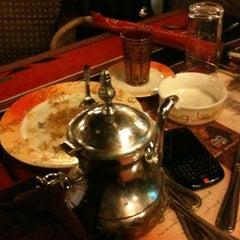 Photo taken at Reem Al Bawadi - مطعم ومقهى ريم البوادي by Osama A. on 2/12/2012