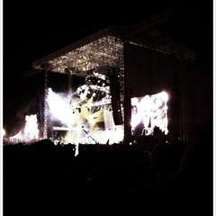 Photo taken at Dave Matthews Band Caravan At Lakeside by Marissa on 7/10/2011