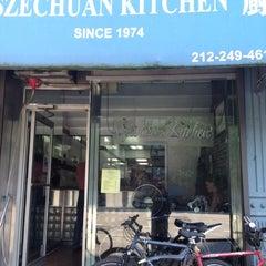 Photo taken at Szechuan Kitchen by Isaiah D. on 6/29/2012