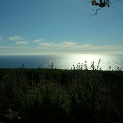Photo taken at The Restaurant at Ventana Inn by Alana W. on 11/19/2011