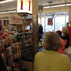 Photo taken at Winn-Dixie by Andrew H. on 9/12/2012