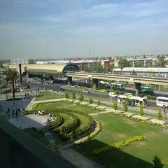 Photo taken at Metro Camino Agrícola by Alexis O. on 11/3/2011