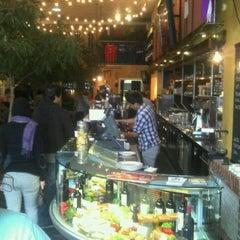 Photo taken at Caffé Calabria by El Hijo De La Diabla on 11/6/2011