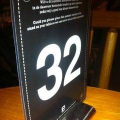 Photo taken at Kicking Horse Cafe by Fritsde R. on 2/17/2012