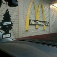 Photo taken at McDonald's by Frenchanita S. on 10/31/2011