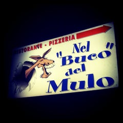 Photo taken at Nel Buco del Mulo by Markus R. on 11/17/2011