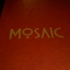Photo taken at Mosaic by Telea on 12/11/2011