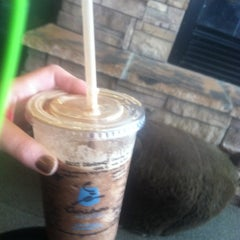 Photo taken at Caribou Coffee by Bayley on 1/7/2012