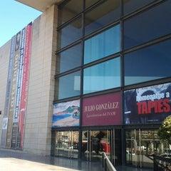Photo taken at IVAM - Institut Valencià d'Art Modern by Nur M. on 3/5/2012