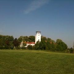 Photo taken at Golfanlage Schloss Nippenburg by Kerstin R. on 4/23/2011
