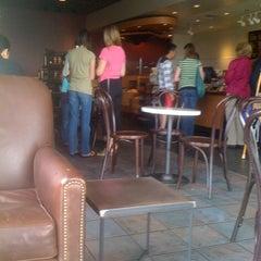 Photo taken at Starbucks by John B. on 5/8/2011