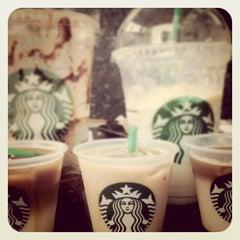 Photo taken at Starbucks Coffee by Kathleen O. on 3/13/2012