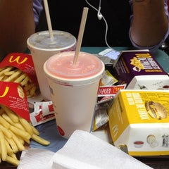 Photo taken at McDonald's by Cristian N. on 4/4/2012