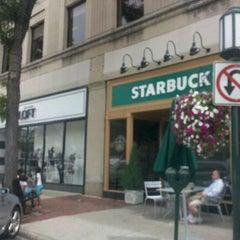 Photo taken at Starbucks by Michael G. on 7/27/2011