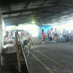 Photo taken at Flea Market by Jeff C. on 7/7/2012