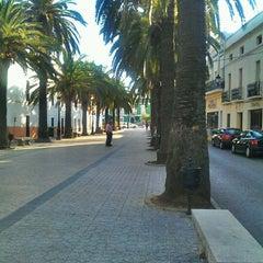 Photo taken at Oliva de la Frontera by Oliver O. on 8/18/2011