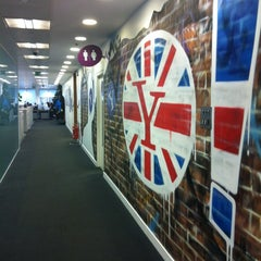 Photo taken at Yahoo! UK by Maria Jose S. on 2/14/2012