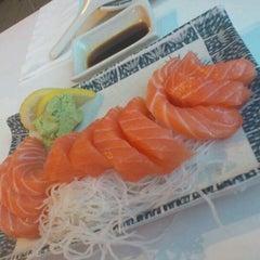 Photo taken at Kin San Kichi Japanese Restaurant by Sally K. on 12/22/2011