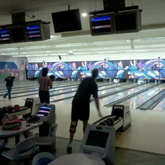 Photo taken at Highland Lanes by Mark C. on 7/24/2011