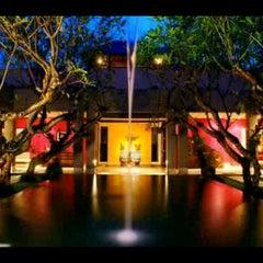 Photo taken at Di Astana Villa Bali by Wahyu M. on 4/30/2012