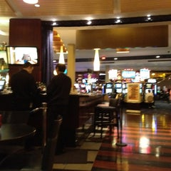 Photo taken at Grand Villa Casino by Yigit D. on 11/17/2011