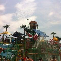 Photo taken at Wild Adventures Theme Park by Sarah R. on 5/12/2012