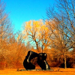 Photo taken at Purchase College by Jeffrey P. on 2/26/2012