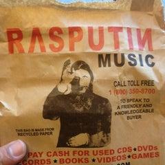 Photo taken at Rasputin Music by Napoleon E. A. on 3/7/2012