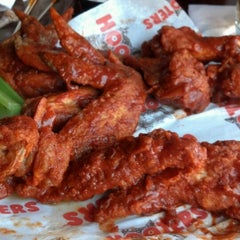 Photo taken at Hooters by James G. on 4/27/2012