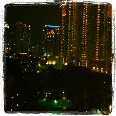 Photo taken at Shangri-La Hotel, Jakarta by Tuba K on 8/21/2012