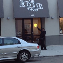 Photo taken at The Rosie Show by Samara H. on 4/27/2012