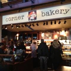Photo taken at Corner Bakery by Paul R. on 4/25/2012