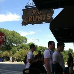 Photo taken at RJ Grunts by Belfrad M. on 6/17/2012