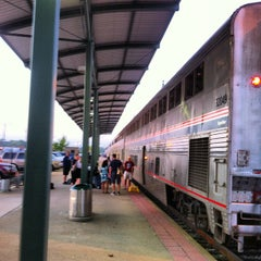 Photo taken at Memphis Central Station by Peter B. on 8/22/2012