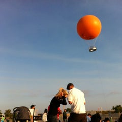 Photo taken at Orange County Great Park by Fantastical L. on 6/17/2012