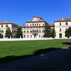 Photo taken at Parco Ducale Parma by Gian Marco T. on 5/3/2012