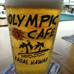Photo taken at Olympic Cafe by Will B. on 4/27/2012