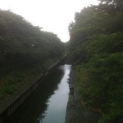 Photo taken at 尾崎橋 by 阿佐ヶ谷 姉. on 7/7/2012
