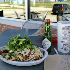 Photo taken at Chipotle Mexican Grill by Joseph R. on 6/23/2012