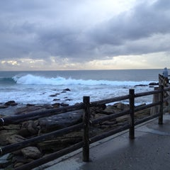 Photo taken at Bronte Beach Pool by Chris H. on 6/9/2012